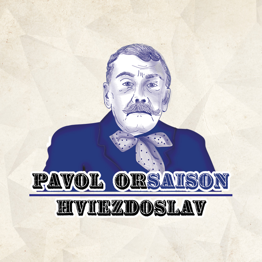 Pavol Orsaison Hviezdoslav